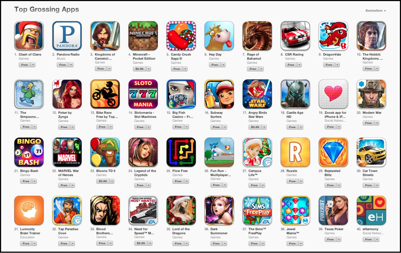 App Store Beste Spiele