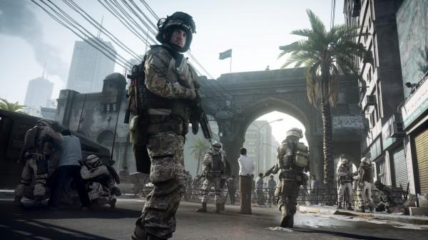 Der von mir meistgespielte Multiplayer-Shooter überhaupt: Battlefield 3 / © EA, DICE