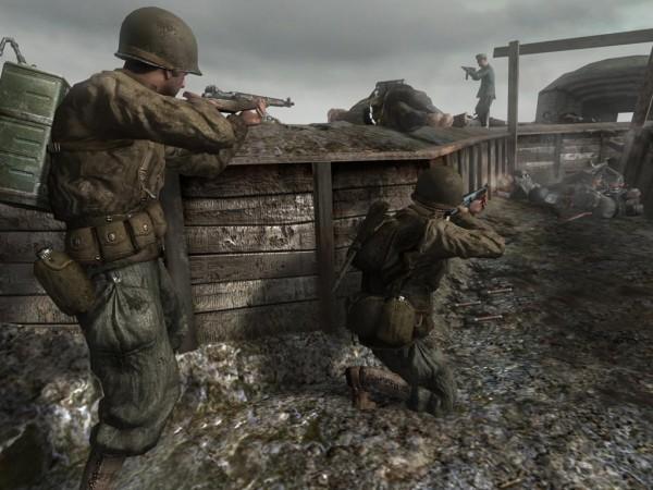 Call of Duty 2 markierte für mich den Höhepunkt der Serie. / © Activision