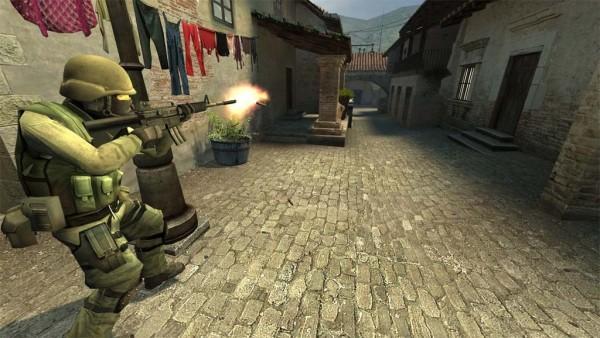 Counter-Strike: Source, einer der beliebtesten Multiplayer-Shooter aller Zeiten. / © Valve