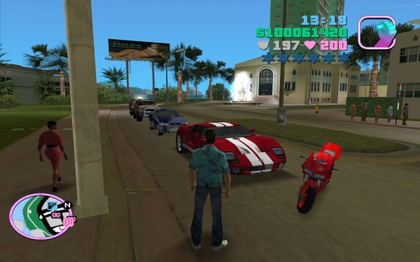 GTA: Vice City - Mein bisheriges Serienhighlight. / © Rockstar Games